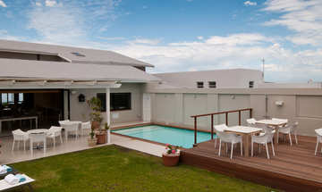 The Robberg Beach Lodge Onsite Pools Plettenberg Bay