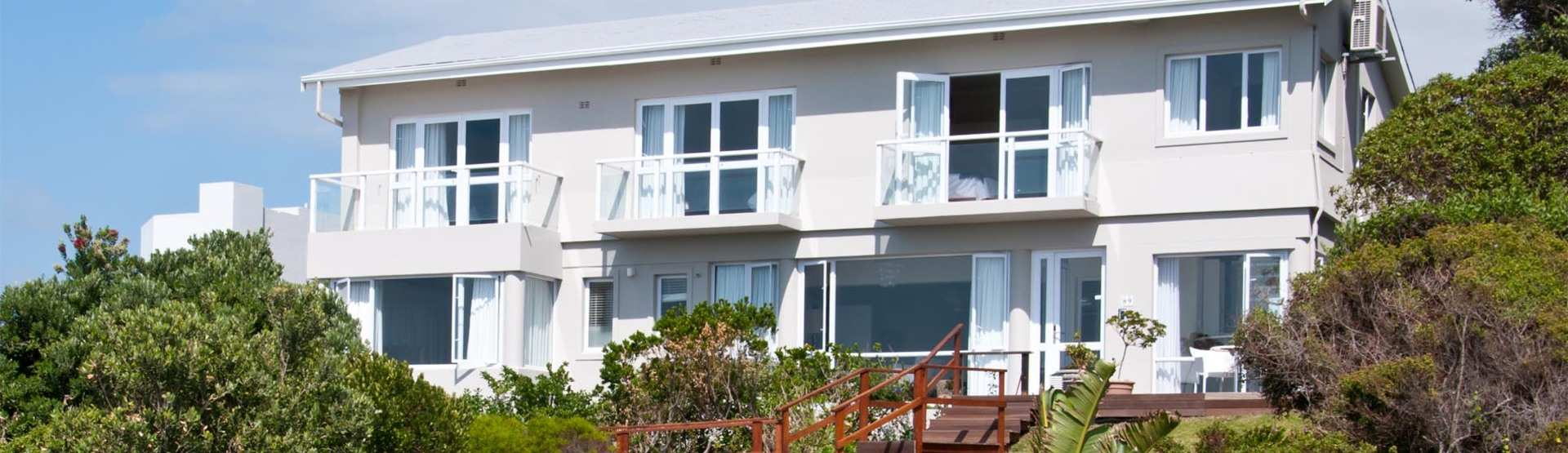 The Robberg Beach Lodge Plettenberg Bay View Suites Exterior