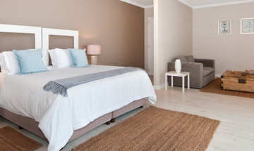 The Robberg Beach Lodge Plettenberg Bay Accommodation Luxury Suite 1