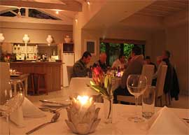 The Robberg Beach Lodge Dinners 3