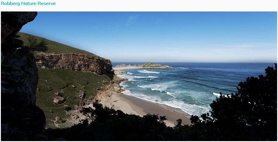 Robberg Nature Reserve Plett Accommodation Association