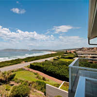 Robberg Beach Lodge Balcony Ocean View