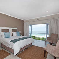 Robberg Beach Lodge View Suite Bedroom