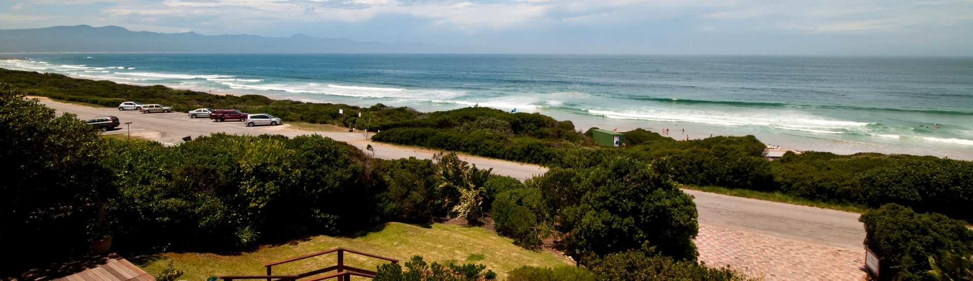 The Robberg Beach Lodge Plettenberg Bay View