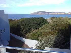 The Robberg Beach Lodge View Room R10 Balcony View