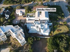 The Robberg Beach Lodge Aerial View Beachy Head Villa