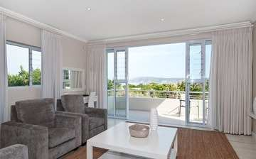 The Robberg Beach Lodge View Suite R9 Plettenberg Bay Sitting Area And View