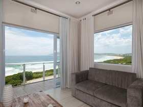 The Robberg Beach Lodge Ocean View Suite Plettenberg Bay Sitting Area And View